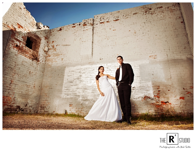 Joey & Salina's Vogue Session | Phoenix Wedding Photographers