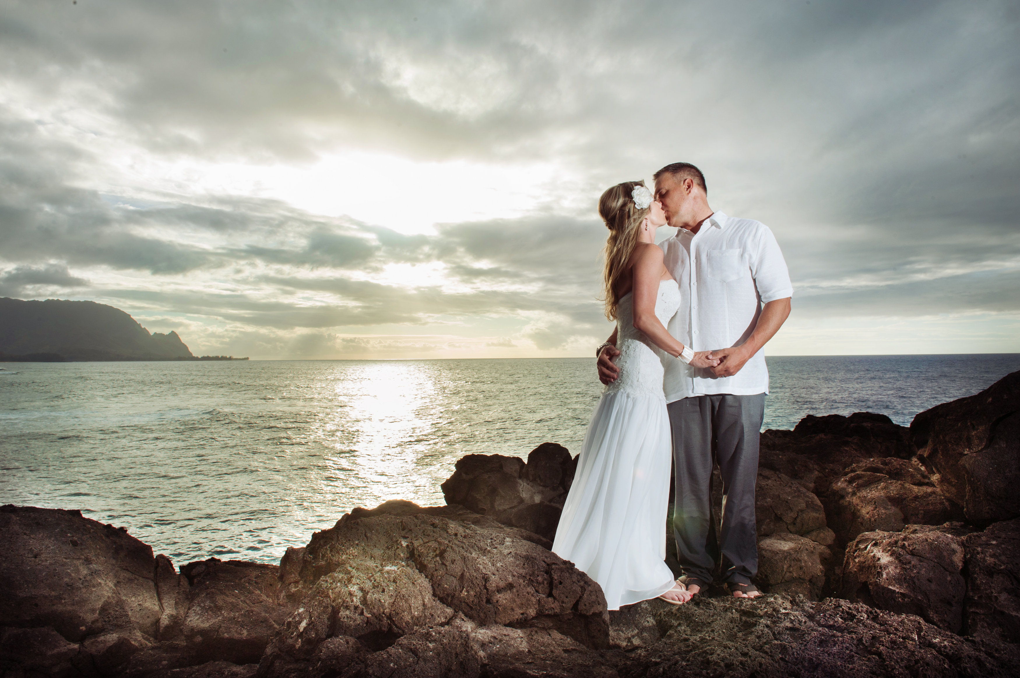 Angela & Brad | Kauai, HI