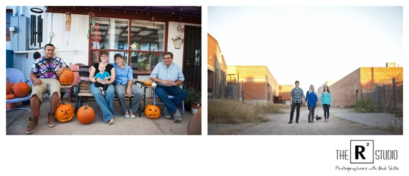 same sex family photographer tucson