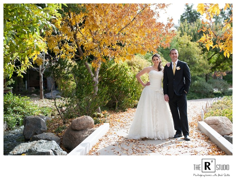 Japanese Friendship Garden Wedding