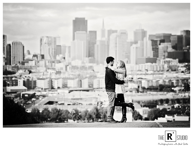 Lesley & Greg | San Francisco Engagement Session