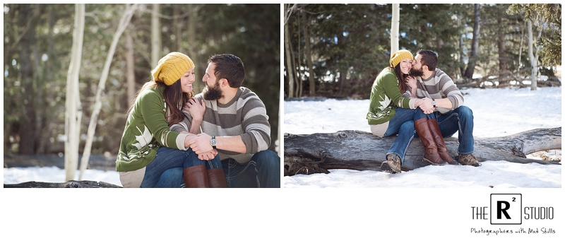 snowbowl engagement