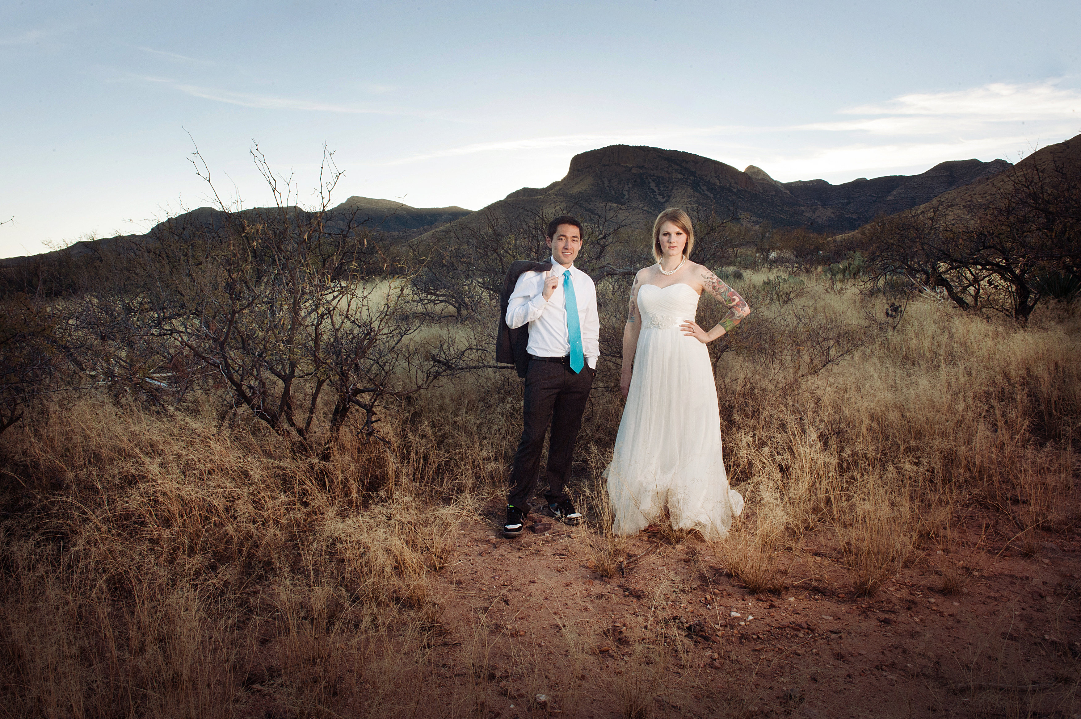 Cassi & Chris | Team Member-Liz | Tucson, AZ