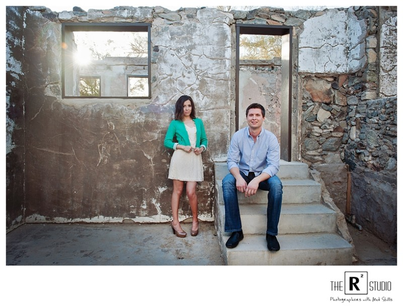 urban desert engagement session
