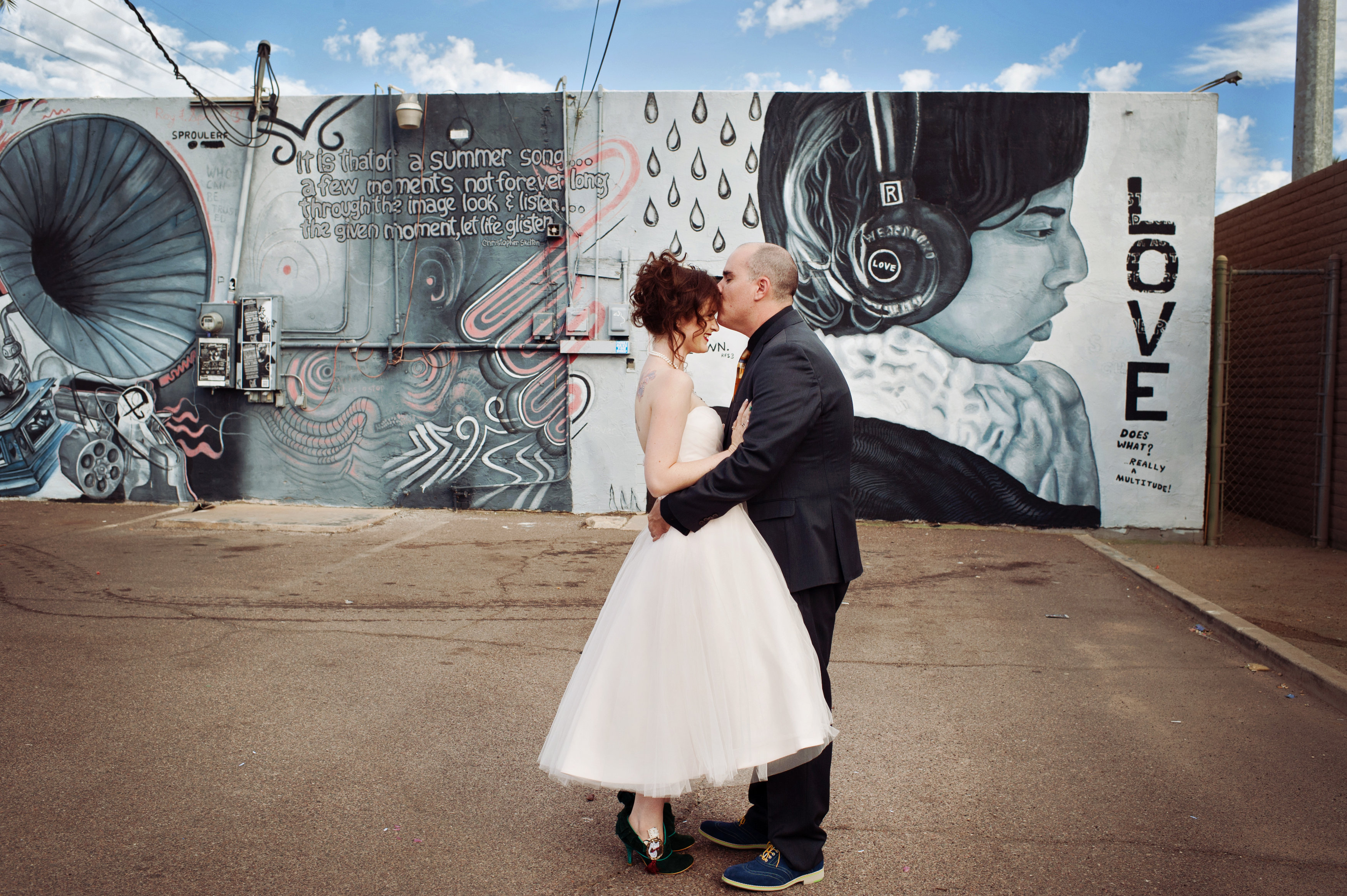 Jennifer & Eirik |Monorchid Wedding | Phoenix, AZ