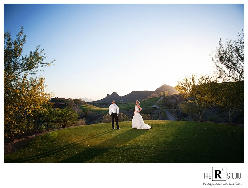Megan & Casey | Eagle Mountain Resort | Scottsdale, AZ