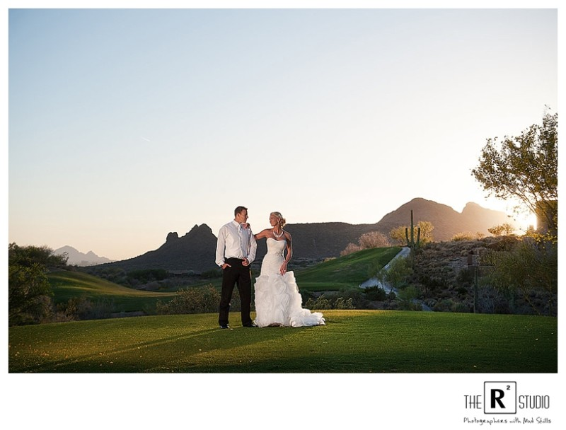 Eagle Mountain Golf Wedding