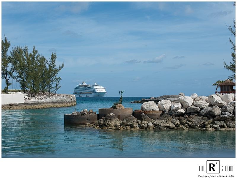 Cruise Destination Wedding