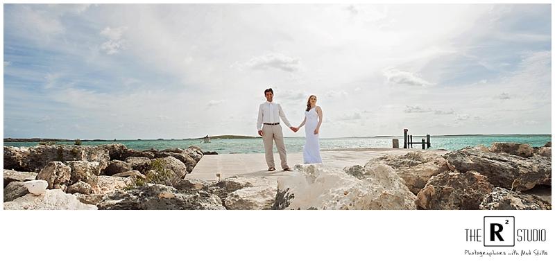 Cococay Destination Wedding