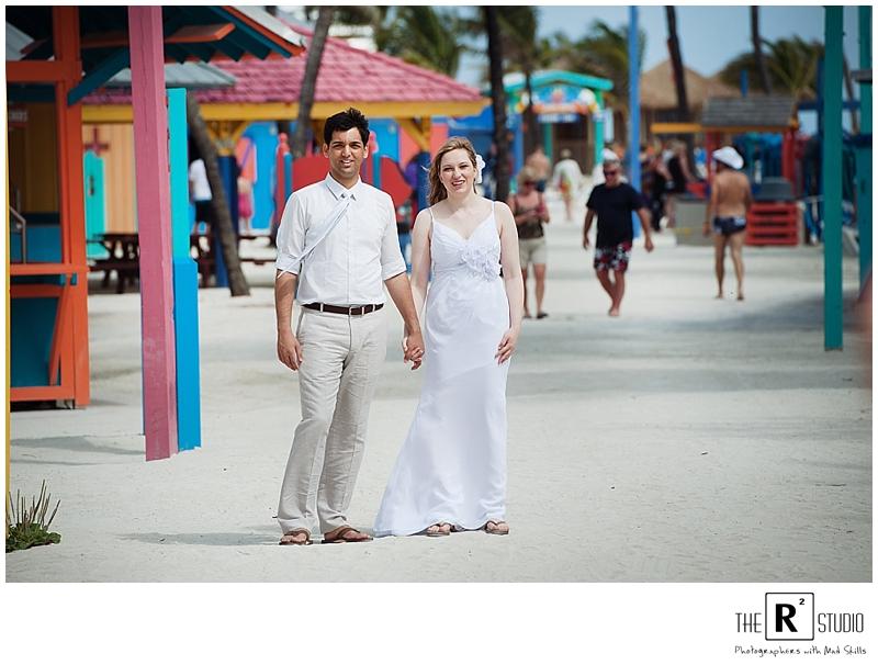 Cococay Bahamas Destination Wedding
