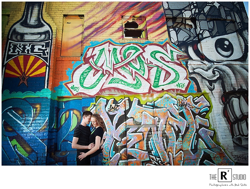 graffiti-downtown-phoenix-engagement-session-