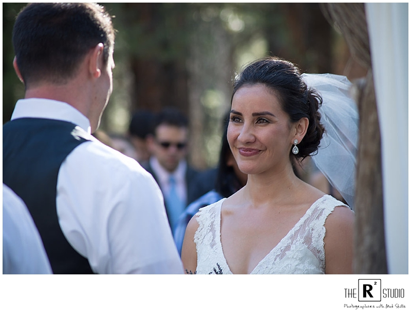 Flagstaff Nordic Center Wedding