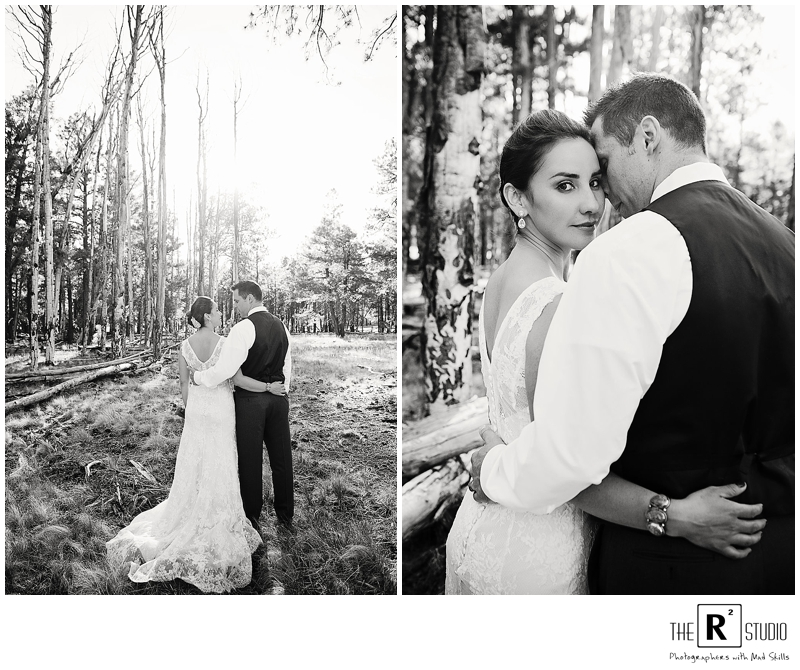 Flagstaff Nordic Center Wedding Photographer