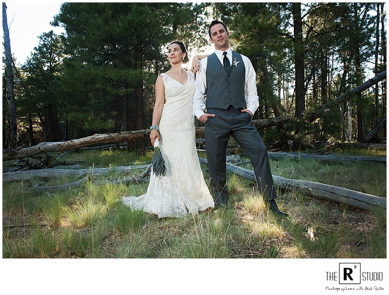 Flagstaff Nordic Center Wedding