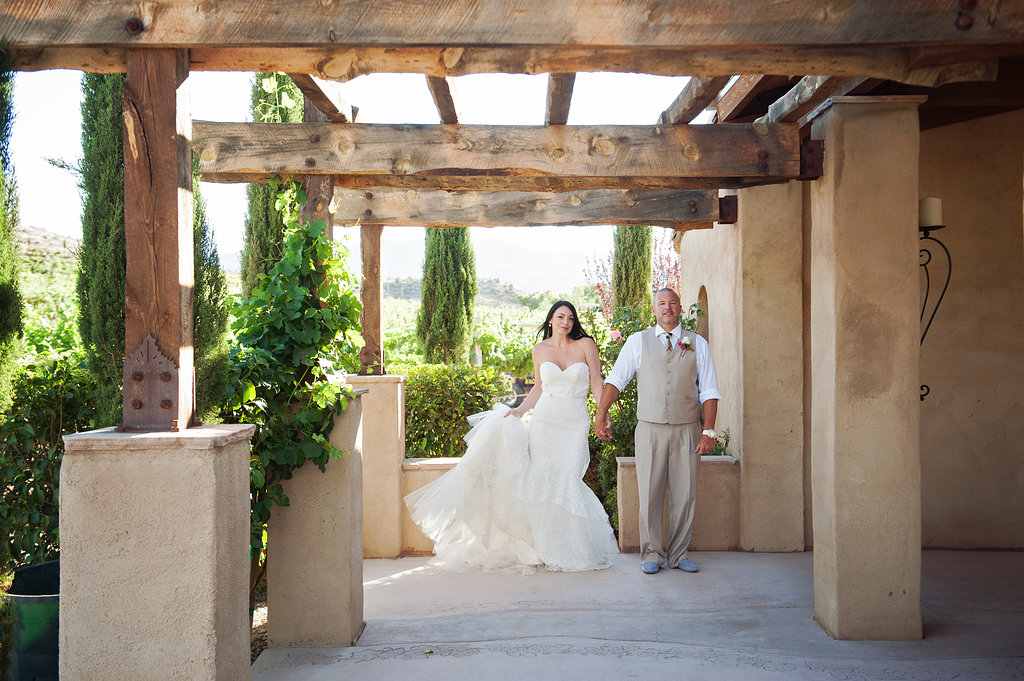 Rebecca & Miles | Alcantara Vineyard | Cottonwood , AZ