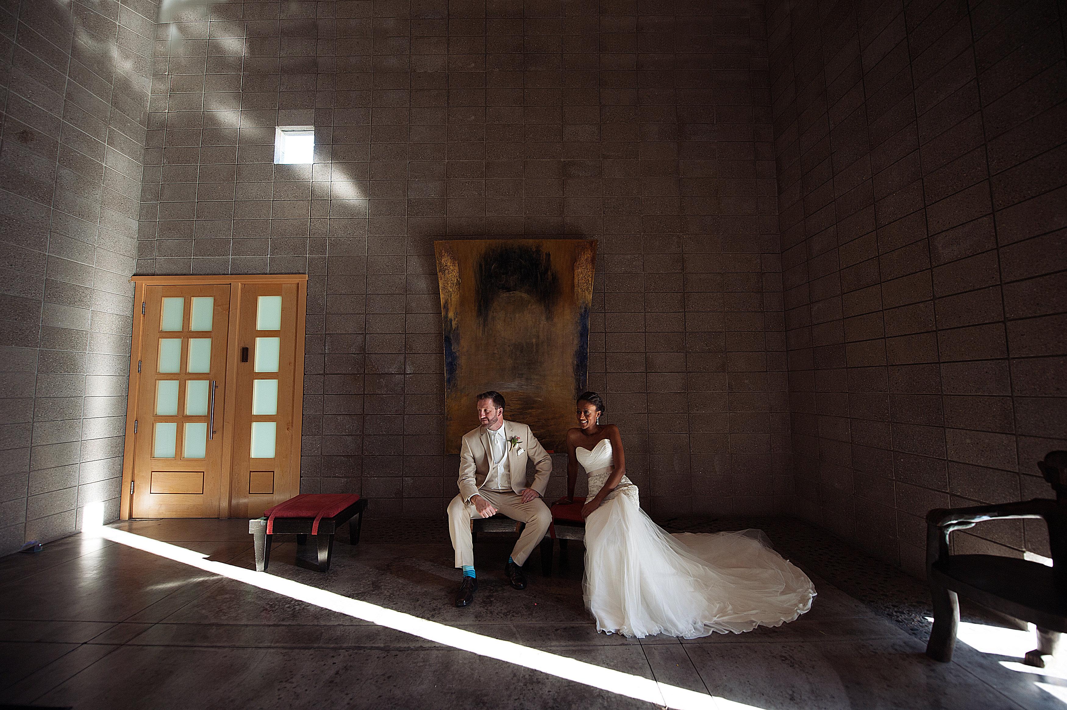 Elizabeth & Brad | Sanctuary | Scottsdale, AZ