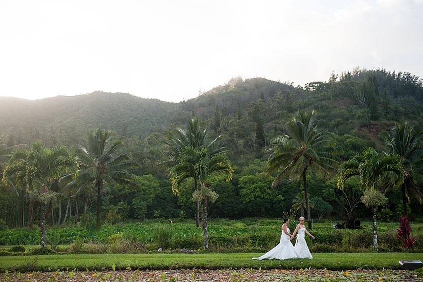 The R2 Wedding | Kauai , HI