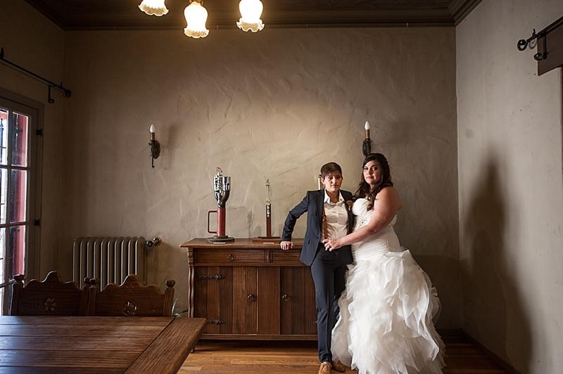 Shemer art center wedding