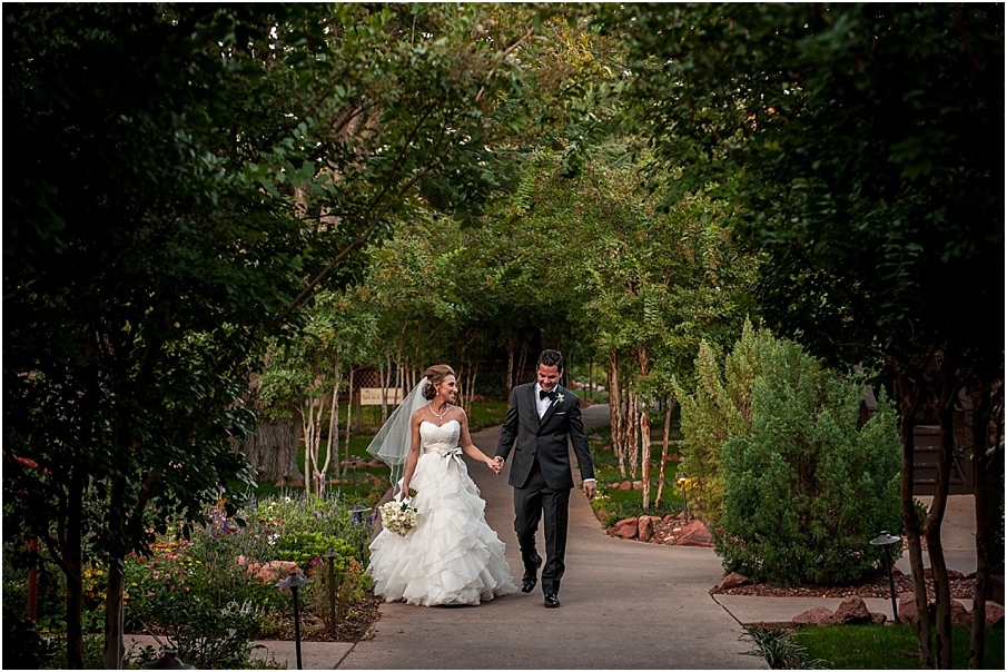 Sarah & Mark | Sedona, AZ | L'Auberge Wedding
