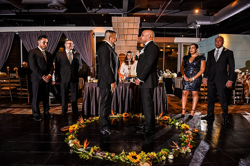 valley ho gay wedding