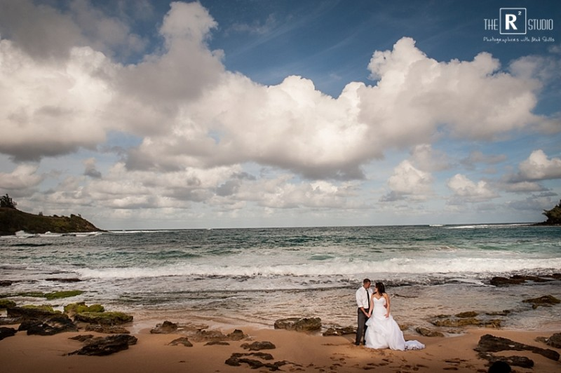 kauai wedding moloaa bay wedding photgrapher