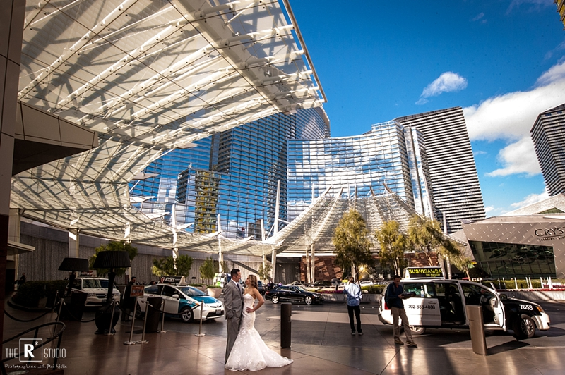 aria las vegas wedding