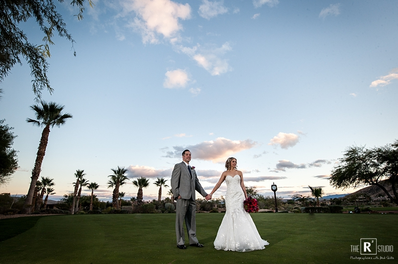 Red Rock Country Club Las Vegas Wedding photos