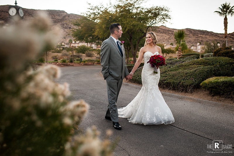 Joe & Marie | Red Rock Country Club Las Vegas Wedding | Las Vegas, NV | The R2 Studio