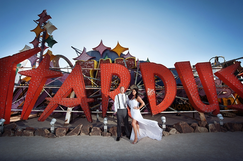 Lindsey & Trevor | Las Vegas Wedding | The R2 Studio